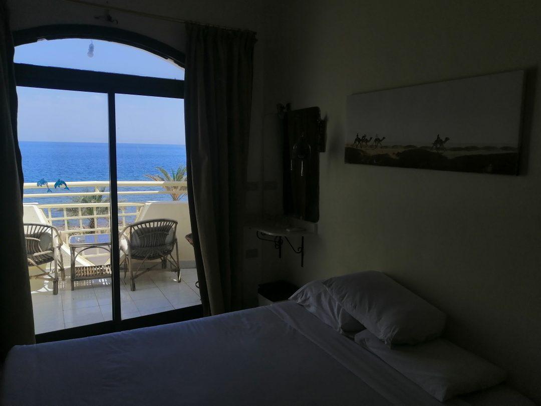Bedouin Moon Hotel SGL SV room