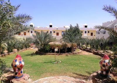 Bedouin Mooon Hotel Garden View 2