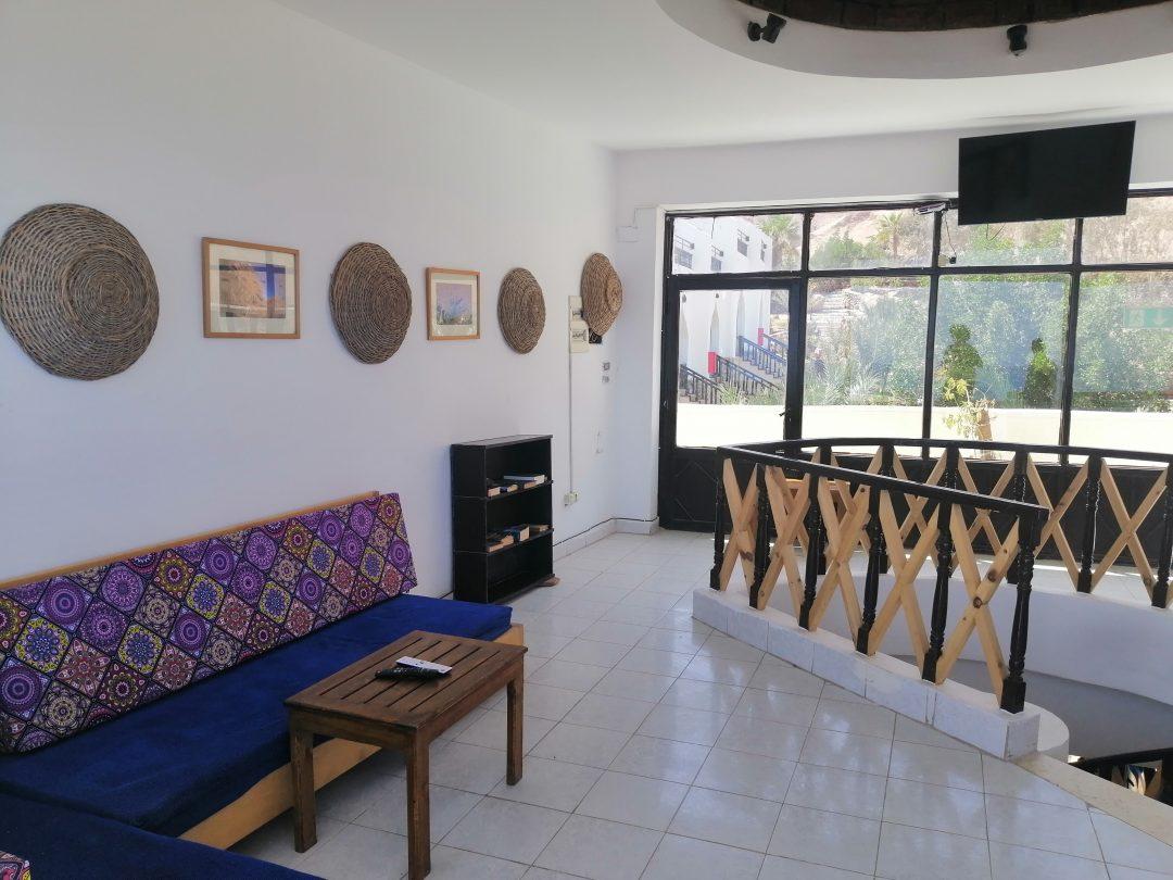Bedouin Moon Hoteel lounge