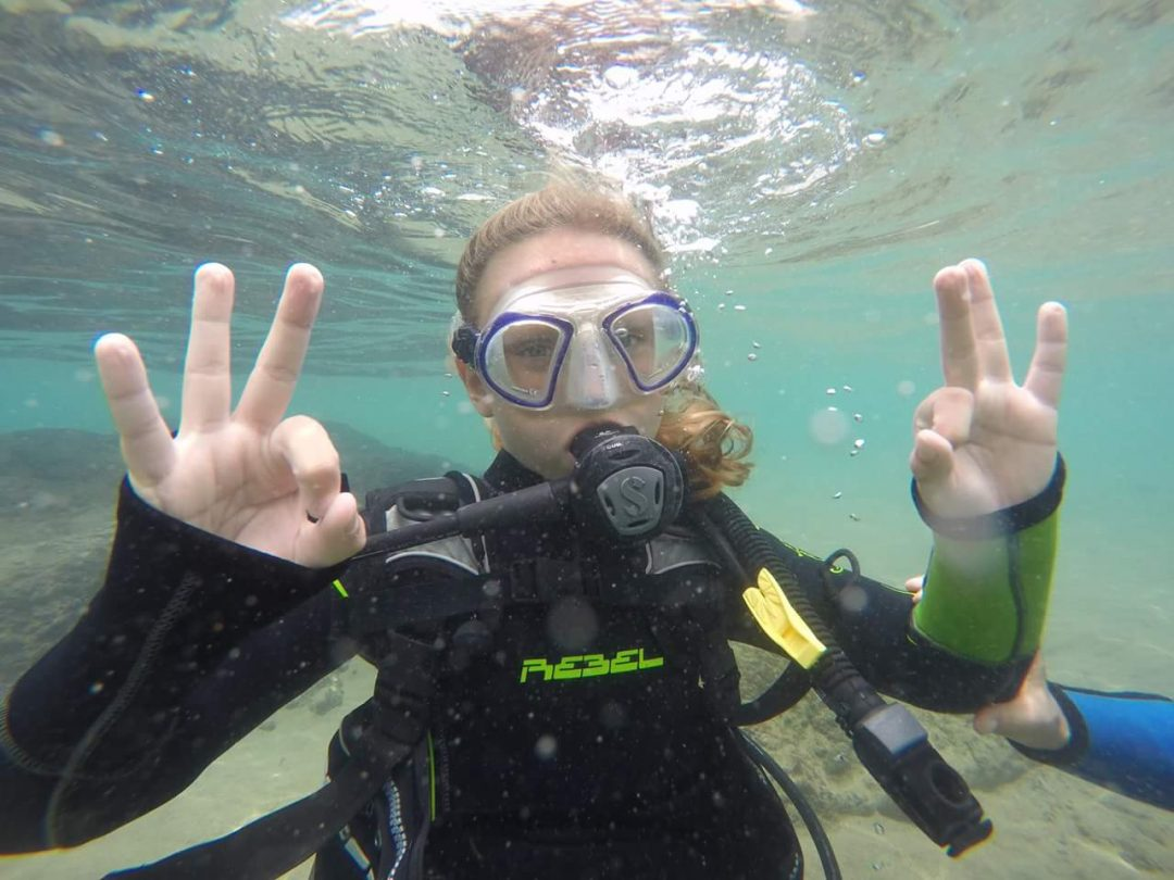 padi courses – Lilly kids diving