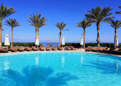 Dahab Paradise Hotel - Pool and Red Sea