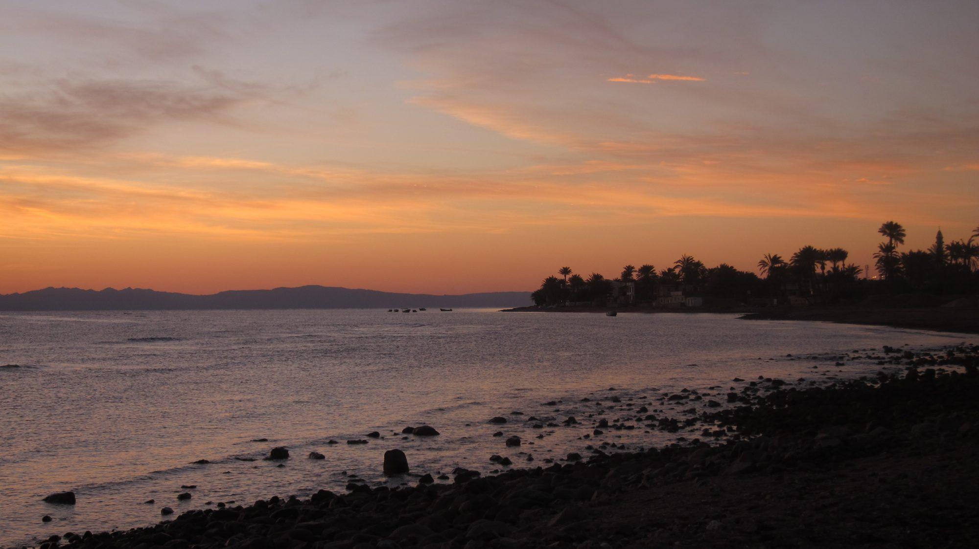Dahab – sunset