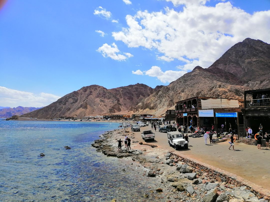 Dahab – Blue Hole & restaurants