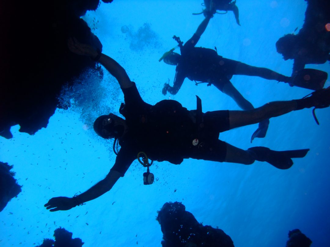 padi courses – Adv Course Canyon