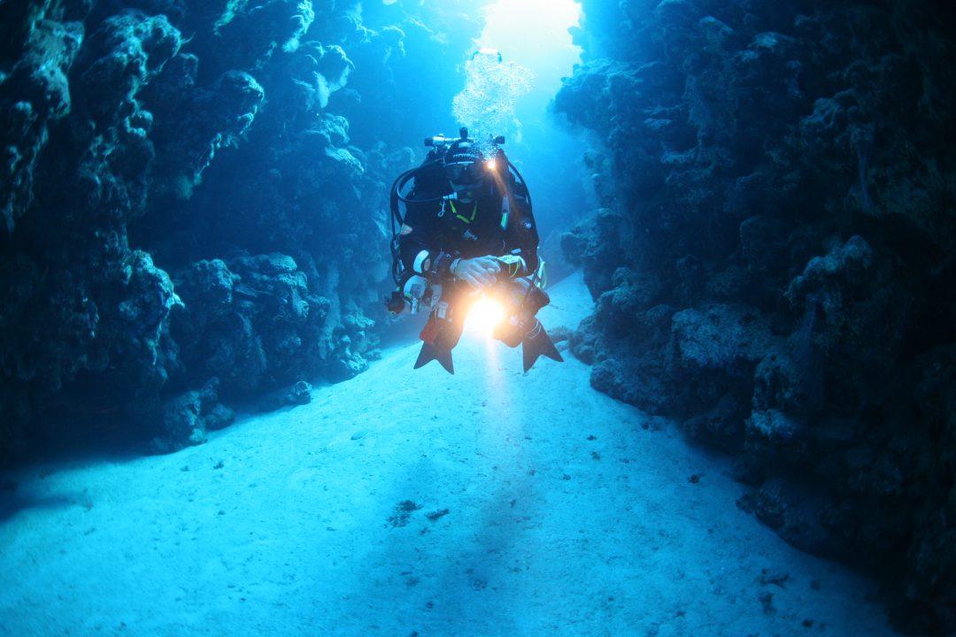 tec diving – Canyon
