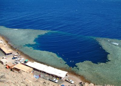 Reef 2000 Tec - the Blue Hole in dahab