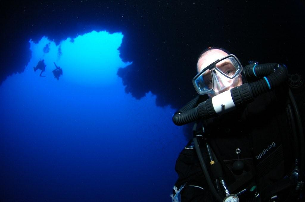 tec diving – Arch re-breather
