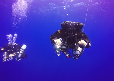 Tec Dive Training with Reef 2000